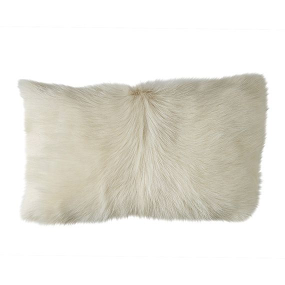 Chyangra Goat Hair Cushion Cover