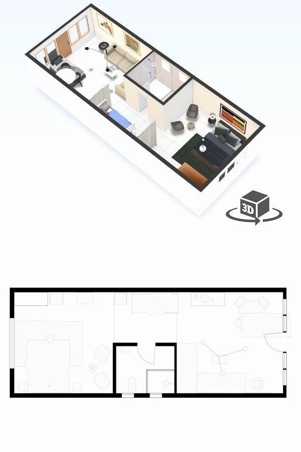 Large 1 Bedroom House Plans Elegant 1 Bedroom Hotel Room Floor Plan In Interactive 3d Get Your Hotel Floor Plan Bedroom House Plans Hotel Floor
