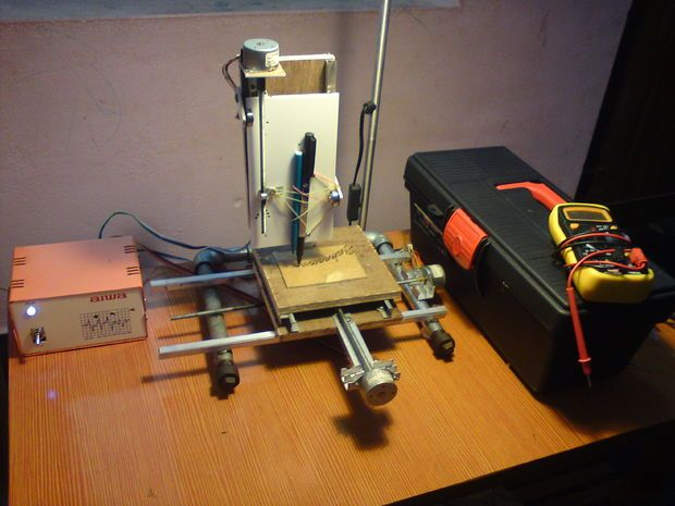 Picture of Hobby cnc