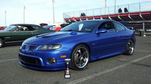 2005 GTO by Dave Ganssle. | New Muscle Cars