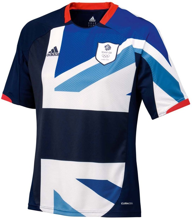 Team GB Football Shirt London 2012, size M £35 on eBay