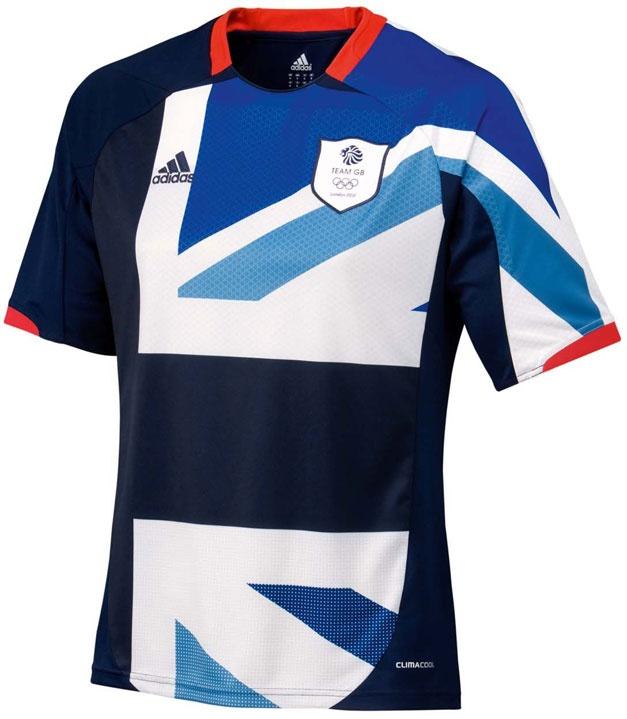 Team GB Football Shirt London 2012, size M £35 on eBay