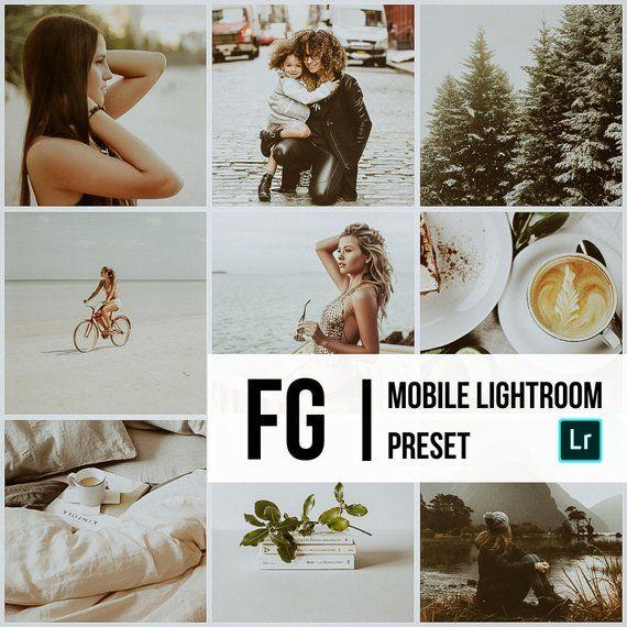 Mobile Lightroom Preset Warm Vintage Lifestyle Travel Instagram Lightroom Presets For Blogger Photo Editing Digital Lightroom Presets Lightroom Lightroom Filters