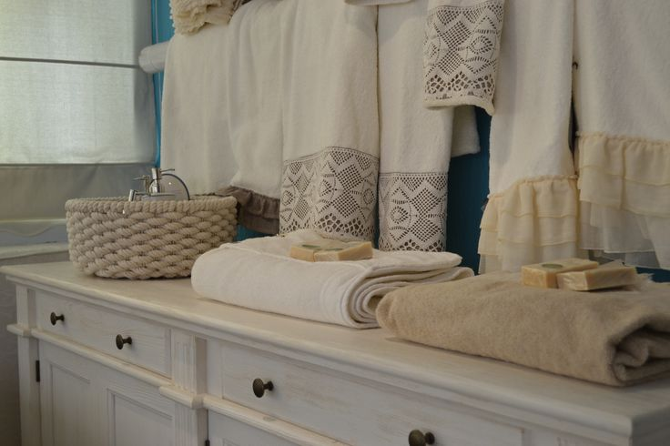 cotton and linen for an alegan bathroom by CHORA Art Home Design