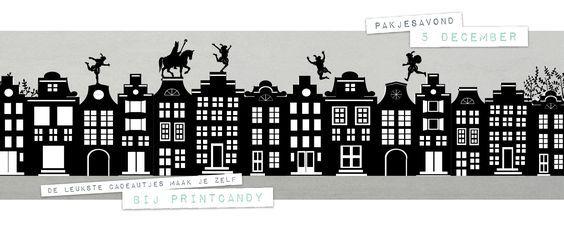 Sinterklaas - PrintCandy