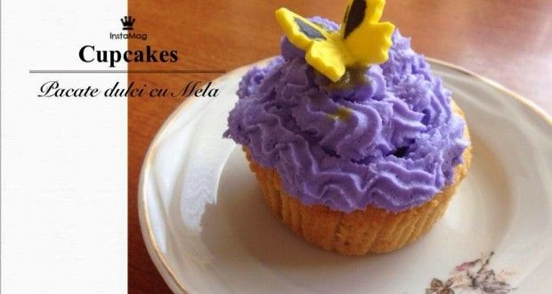 Cupcakes cu piersici și mure   Arad 24 - Știri conectate la realitate