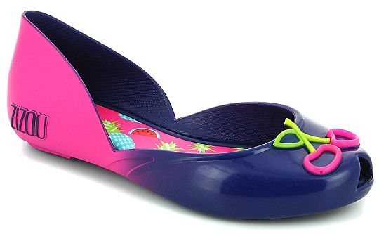 Zaxy Zizou Ballerina Kids topánky z ponuky šľapiek a sandálov ShoeXpress.sk! Módne topánky značky Zaxy! Objednajte si od nás!