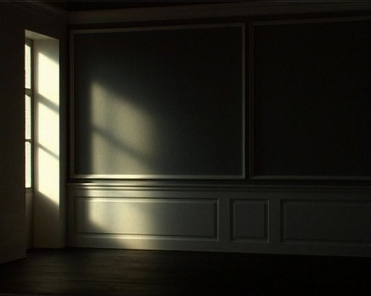 "Still from Video ""Sun in an empty room, Vilhem Hammershoi"" by Oswald Berends"