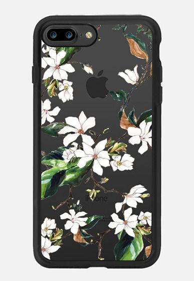 Magnolia Branch iPhone 7 Plus Case by Inslee by Design | Casetify