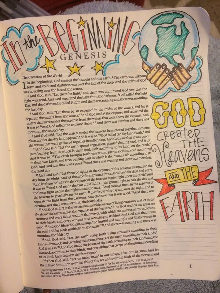 MS woman's Bible illustrations go viral - FOX Carolina 21