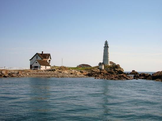boston harbor islands fourth of july