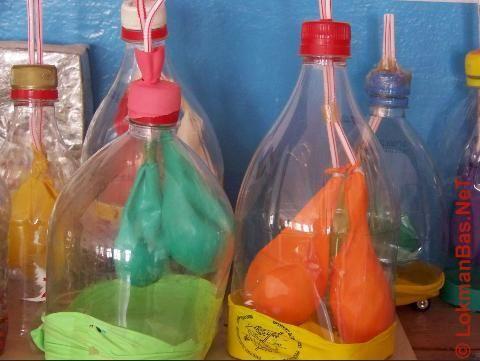 Akciğer Modeli Yapalım Deneyi - Vücudumuzda Sistemler - Biyoloji (Fen ve Teknoloji) - 6.Sınıf - Deneyler ve Etkinlikler | Faydalı bir site | Faydalı bir site (Bk. lokmanbas.net)