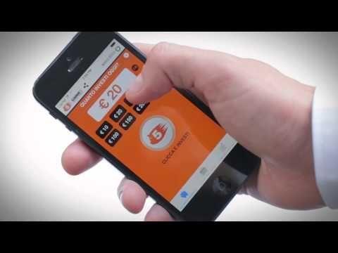 Gimme5: arriva in Italia la prima App per investire e risparmiare!Agoprime