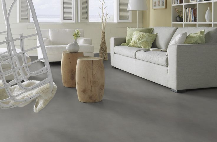 Novilon vinyl betonlook interieur pinterest vinyls for Interieur vloeren