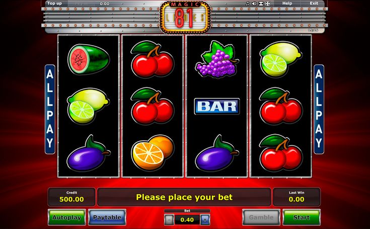 Spiele Street Magic - Video Slots Online