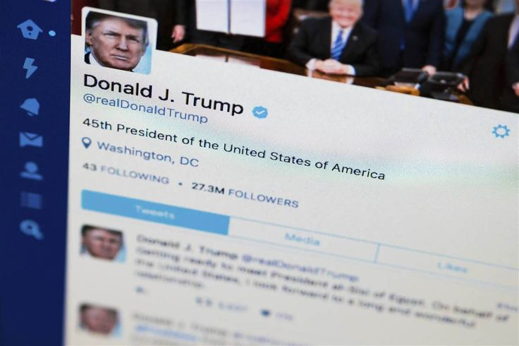 Greta Van Susteren. Presidential historian? She has pored over roughly 500 presidential tweets over the course of 100 days.  Her Advice for the Tweeter-in-Chief  - NBC News