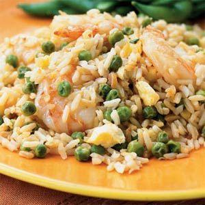 yum: Fish Seafood, Seafood Recipes, Shrimp Fried Rice, 99 Cooking, Fried Rice Recipes, Cooking Light, Shrimp Recipes