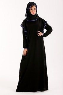 This is the image gallery of 5 Different Abaya Designs for Girls 2014. You are currently viewing Arabic Abaya For Womens. All other images from this gallery are given below. Give your comments in comments section about this. Also share stylehoster.com with your friends. #abayadress