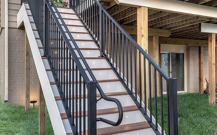 Trex Signature Railing - Great for Outdoor & Deck Hand ...