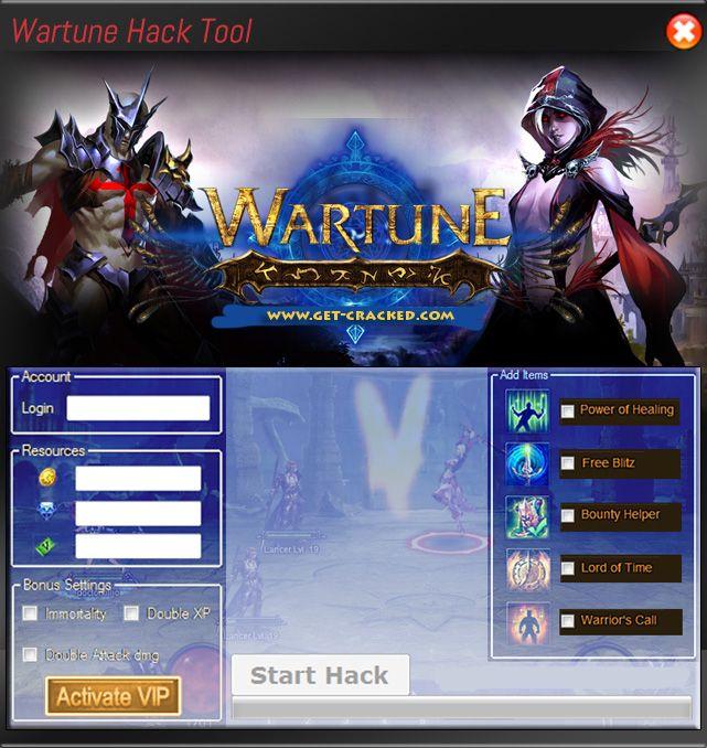 Wartune Cheats Wartune Hack Download