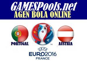 Prediksi Portugal VS Austria EURO 2016 Prancis http://www.webjudiku.com/prediksi-portugal-vs-austria-euro-2016-prancis/