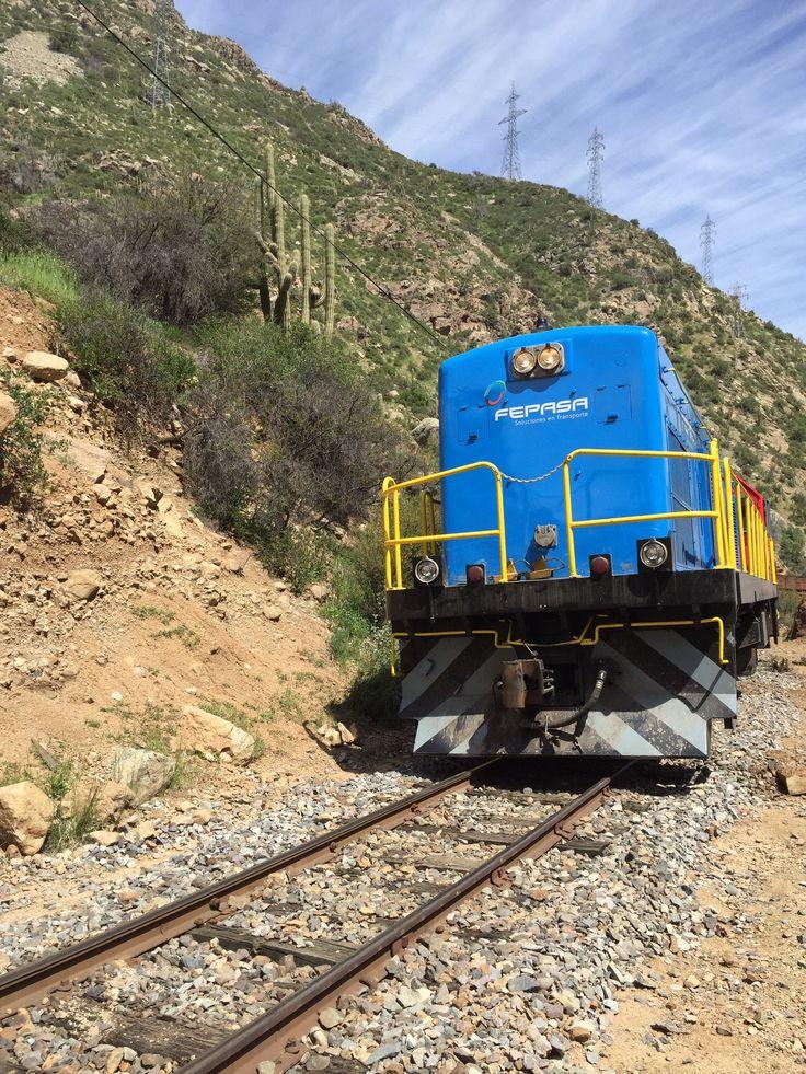 Locomotora FEPASA