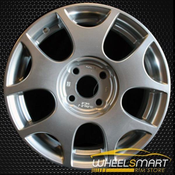 15 Saturn Ion Oem Wheel 2003 2005 Silver Alloy Stock Rim 7029 Oem Wheels Wheels For Sale Wheel