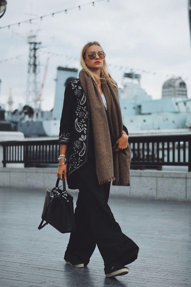 Nina Suess Tower Bridge Street Style Pinterest Inspiration