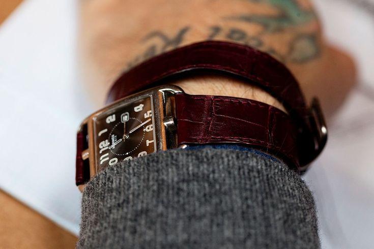 Philip Crangi's Watch
