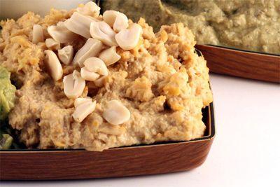 Nigella's Peanut Butter Houmous - Recipe - HealthySupplies.co.uk. Buy Online.