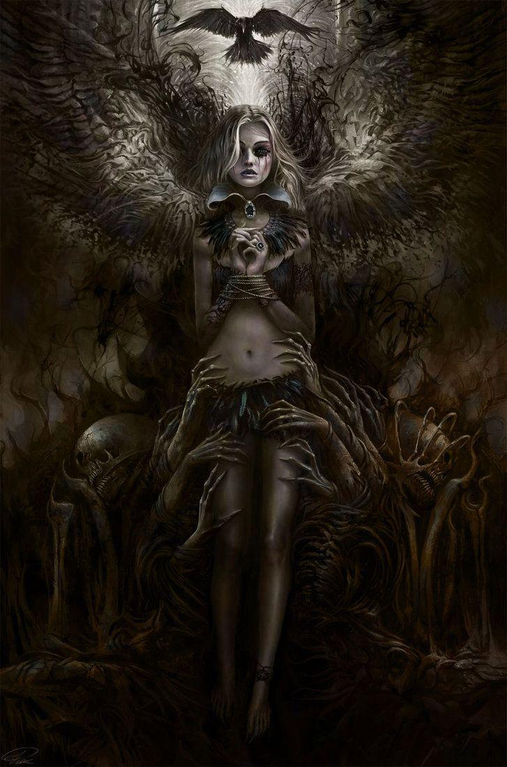 Sorrow by Piotr Ruszkowski: http://joe-roberts.deviantart.com/favourites/?offset=360