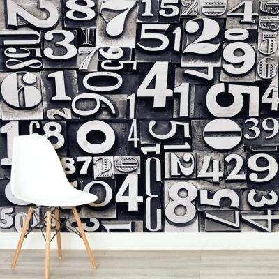 Schwarz-Weiß-Tapeten-Designs Innenarchitektur 2018 Pinterest - moderne wandgestaltung wohnzimmer lila