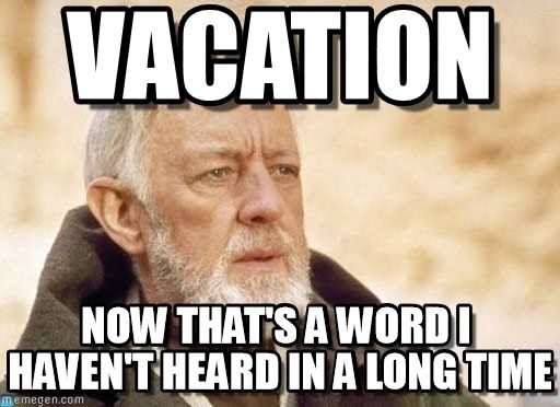 I M On Vacation Funny Meme : Vacation meme google search sayings and stuff
