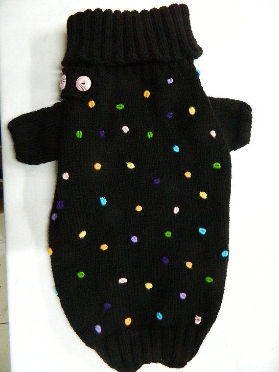 vestiti del cane fatta maglia maglione dell'animale di fifime