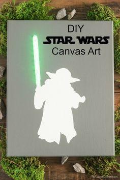 DIY-Star-Wars-Canvas-Art-