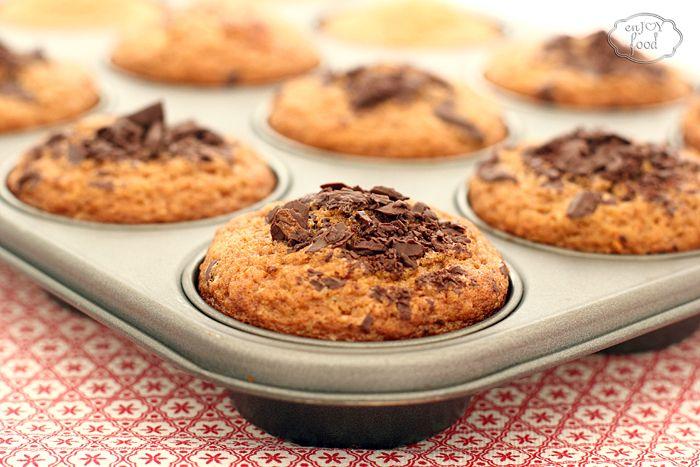 Caffe muffins - Briose cu nes