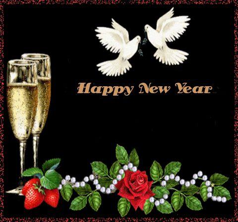 Animated Happy New Year GIF | Happy New Year Scraps | Orkut New Year Image Scraps | Happy New Year ...