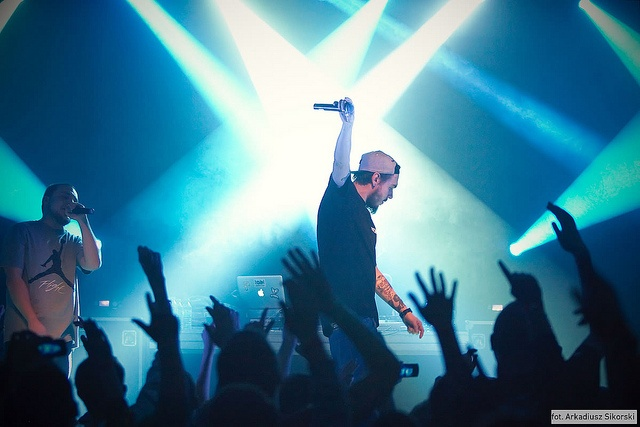 Miuosh - koncert by Arkadiusz Sikorski vel ArakuS, via Flickr