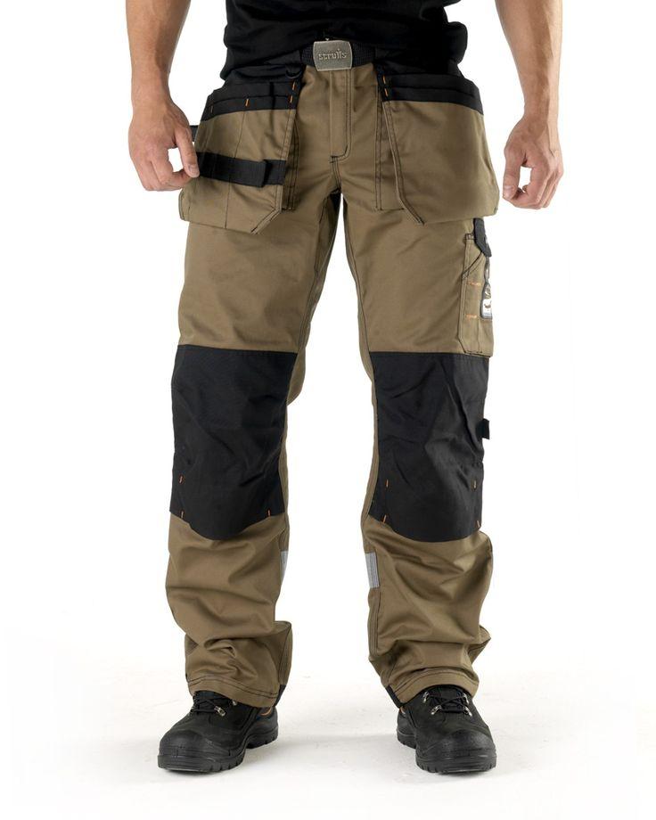 Scruffs Green Trade Trouser Work Cordura Holster Pants Knee Pad | eBay