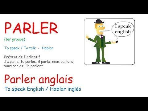 24 verbos esenciales en francés.