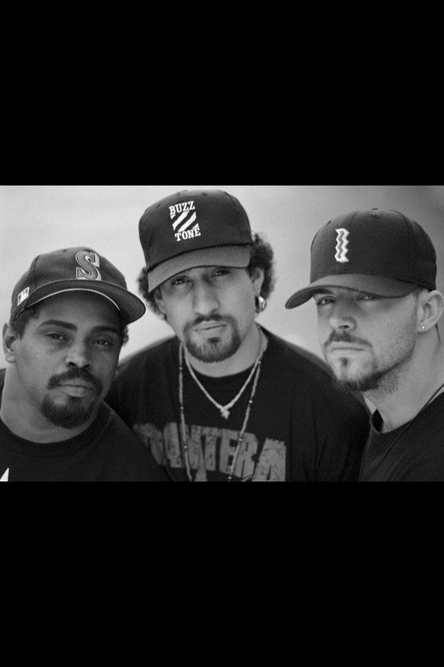 """Cypress Hill - """"One time's not down with us now they looking for my ride but I'm on the bus, don't turn your back on a brotha like me cuz I'm one broke motha fucka in need...."""""""