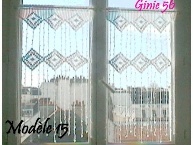 modele rideau breton crochet gratuit recherche google - Model Rideau