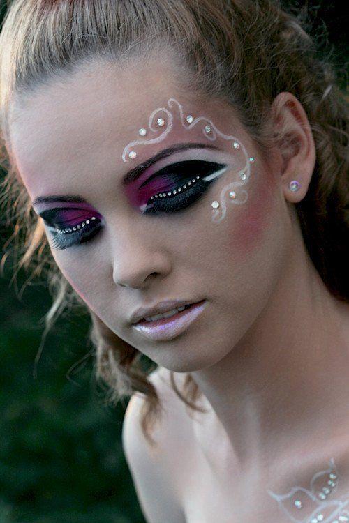 Elégance et Maquillage (l)