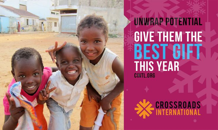 Unwrap potential, and give them the #BestGift this holiday season! https://www.cintl.org/bestgiftidea