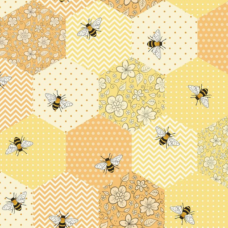 B Fisher Creations Bees Honeycomb ...