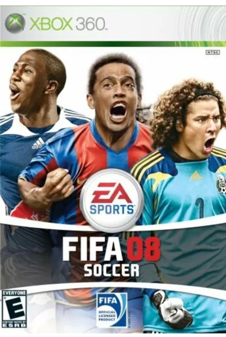 FIFA 08 soccer in 2020 Fifa, Xbox 360, Fifa online game
