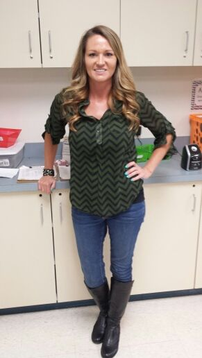 The mother load of all clothing blogs - this teacher takes a pic every day of her outfit and posts where each item was bought. Professional and affordable!