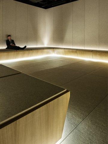 Silence Room by Alex Cochrane Architects - News - Frameweb