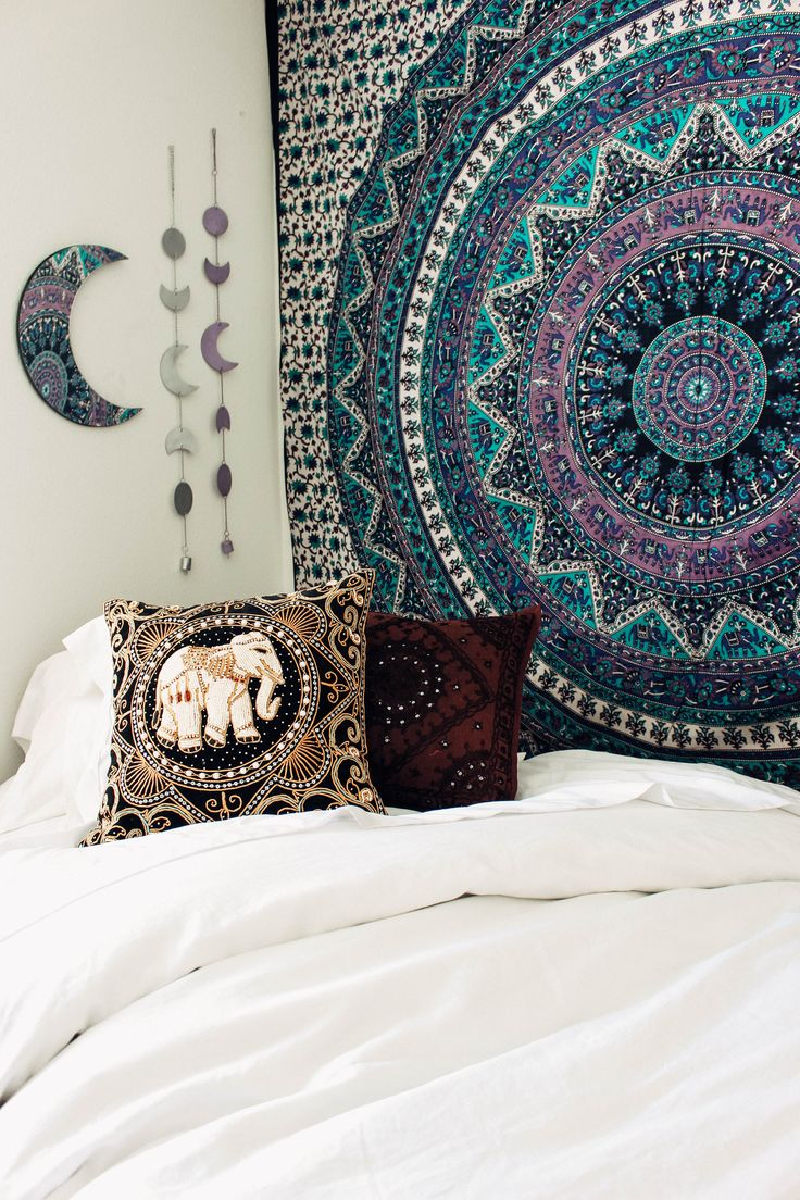 25 best ideas about Tapestry Bedroom on Pinterest