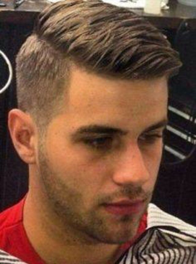 Comb Over Hairstyles Simple 31 Best Coiffures Hommes Images On Pinterest  Man's Hairstyle Hair
